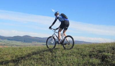 Mountainbiken Rhön