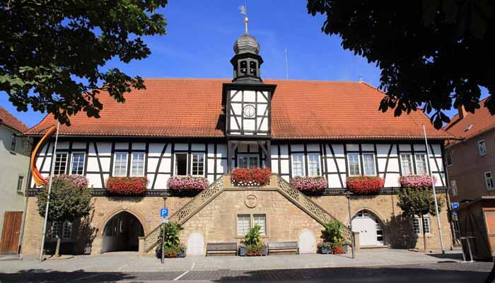 Rathaus Ostheim